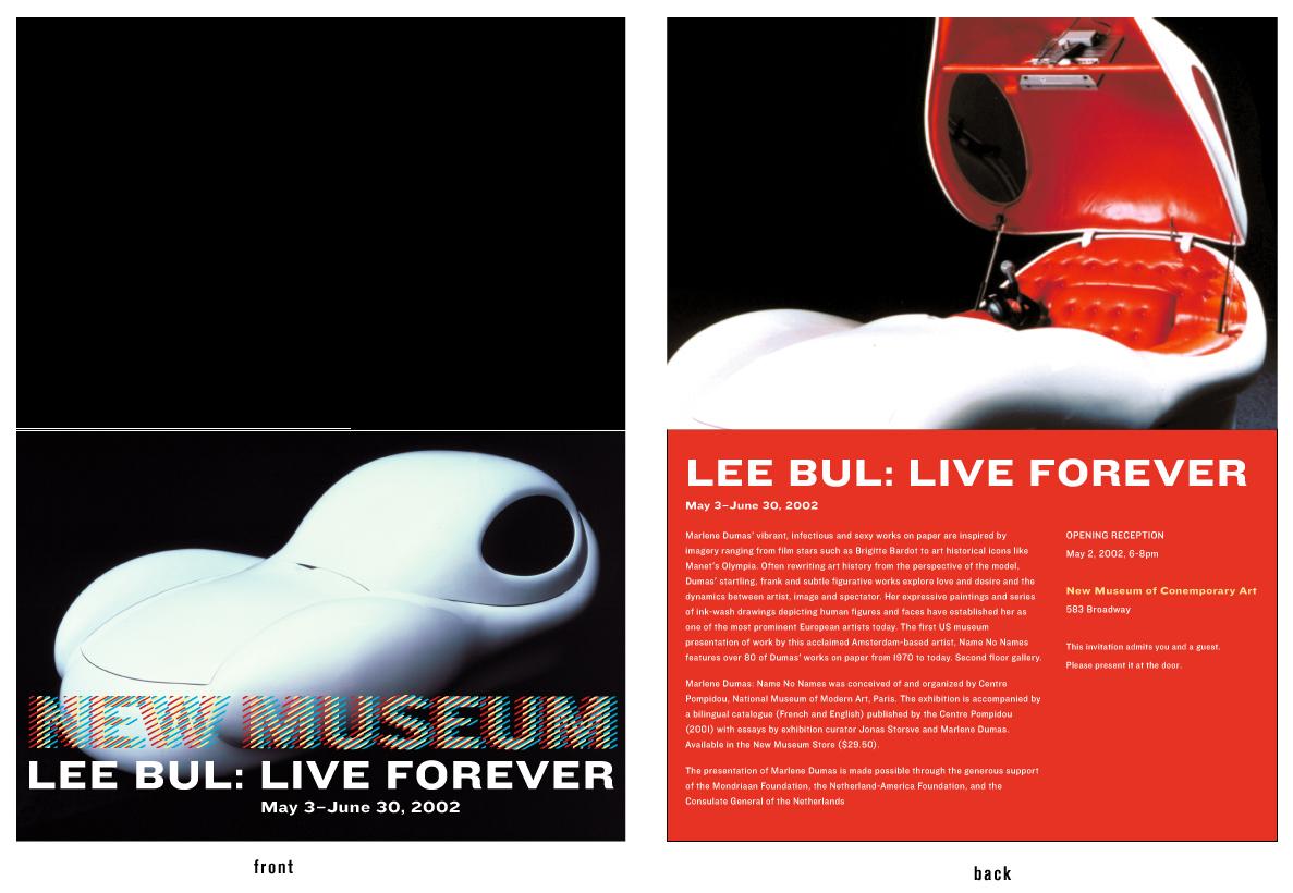 Prints New Museum Digital Archive